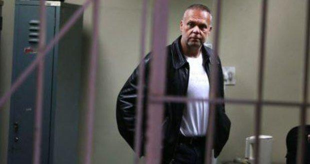 Radovanovi se za mřížemi nelíbí.