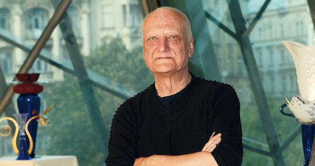 Bořek Šípek zemřel na rakovinu slinivky.