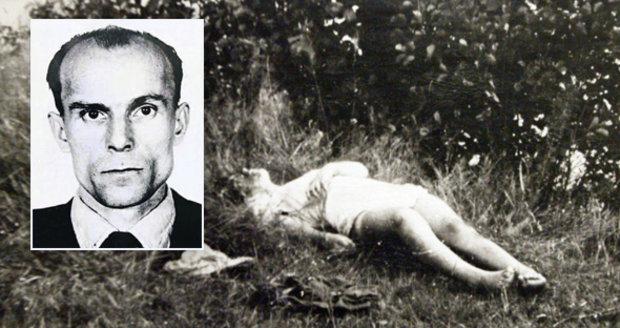 Sérioví vrazi pod lupou: Václav Mrázek měl i šestiletou oběť!