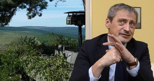 Ministr obrany Stropnický kvituje zrušení vojenského újezdu Brdy