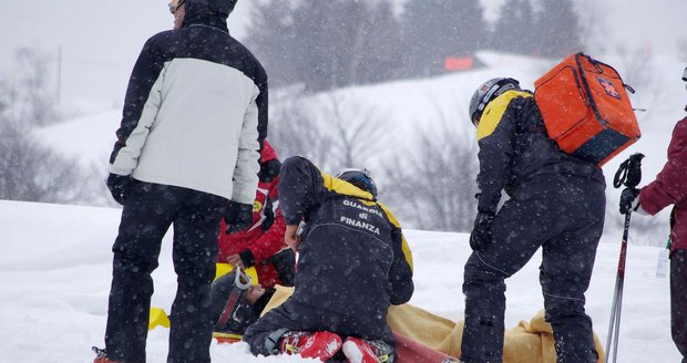Tragédie v Alpách: Při lyžování se zabil 40letý Čech