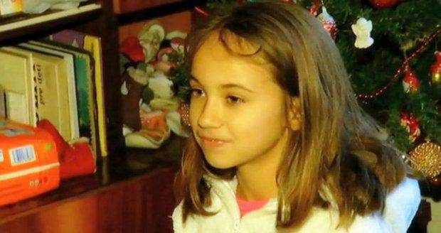 Šestiletá Saša nikdy neviděla kvůli chudobě televizi.
