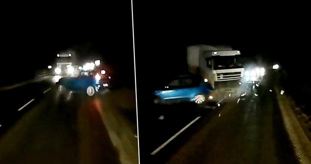 Video ze smrtelné nehody slouží jako odstrašující případ.