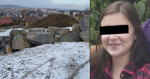 Lucka si místo, kde byla nalezena, před smrtí vyfotila.