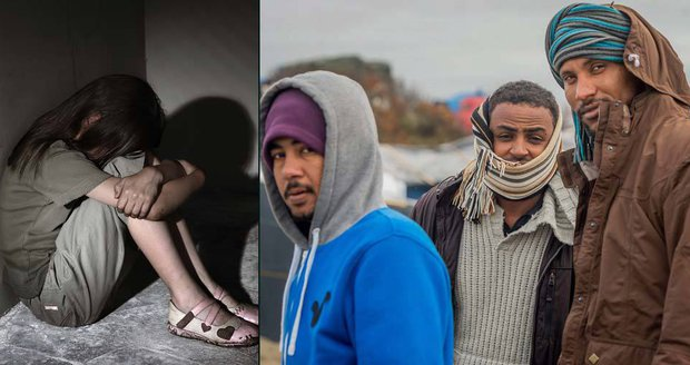 """V Německu trojice """"cizokrajně"""" vypadajících mužů 30 hodin znásilňovala dítě."""