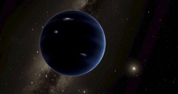 Planeta 9 se prý podle konspiračních teorií může v roce 2016 srazit se Zemí.