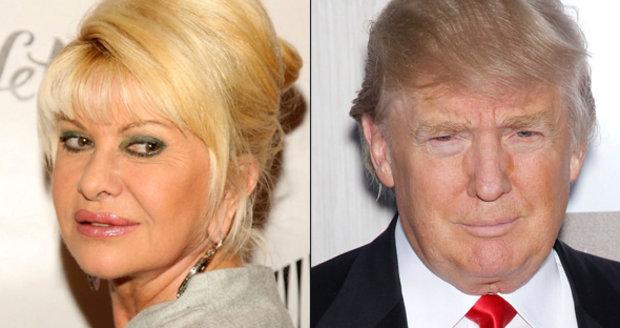 Dokument otevřel znovu kauzu o znásilnění. Donald Trump měl znásilnit svou exmanželku Ivanu v roce 1989.