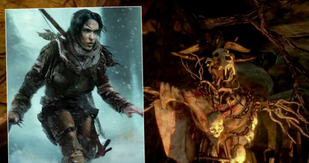 Rise of the Tomb Raider - Baba Yaga: The Temple of the Witch je parádní herní zážitek.