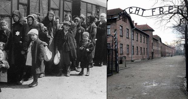 V říjnu 1941 začala výstavba největšího vyhlazovacího tábora druhé světové války. Jmenoval se Osvětim a zemřelo v něm přes 1,1 milionu lidí!