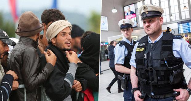 Politička šokovala Německo: Policie by měla střílet uprchlíky.