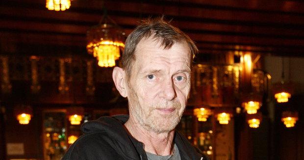 Herec Jiří Schmitzer (66) už zřejmě nebude hrát v Divadle Ungelt.