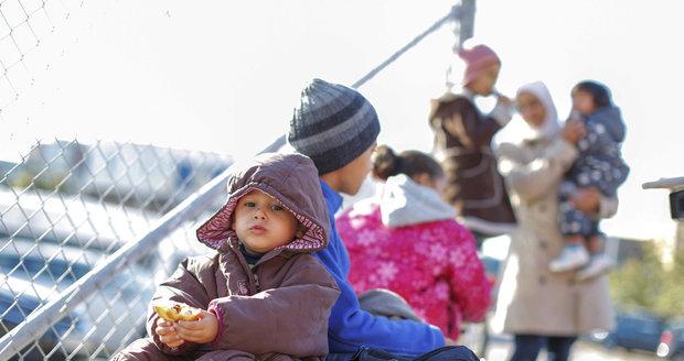 Noví uprchlíci v Německu: Jen 40 procent má šanci na azyl.