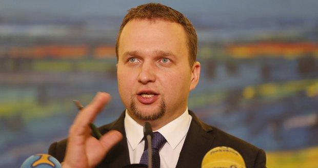 Ministr Marian Jurečka