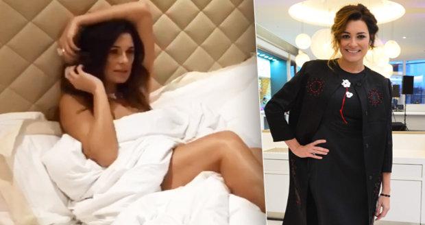 Alena Šeredová je sexy.