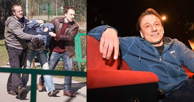 Herec se proslavil i svou rolí v Případech 1. oddělení.