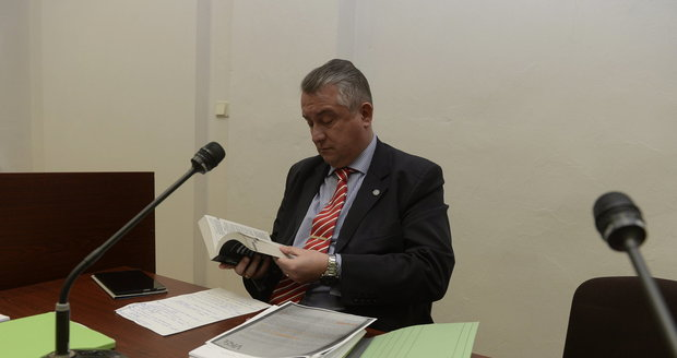 Právní zástupce Hradu Marek Nespala
