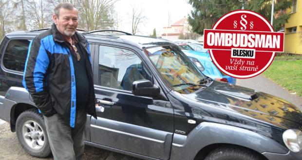 Koupil auto se skrytou závadou: Oprava vyjde až na 140 000!