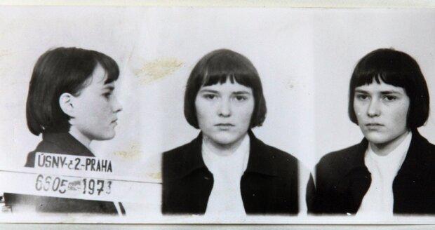 Vražedkyně Olga Hepnarová (†23)
