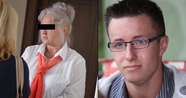 ONLINE: Šok u soudu s Lukášem Nečesaným! Spoluvězni se svěřil, že kadeřnici napadl!
