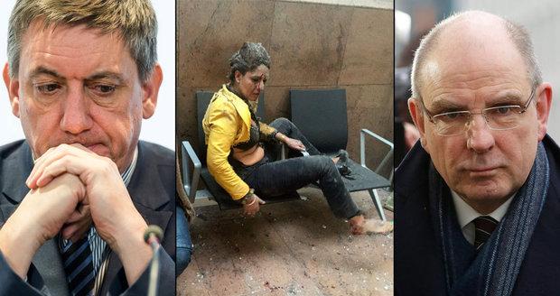 Dva ministři po teroru v Bruselu rezignovali. Nezvládli zadržet atentátníka
