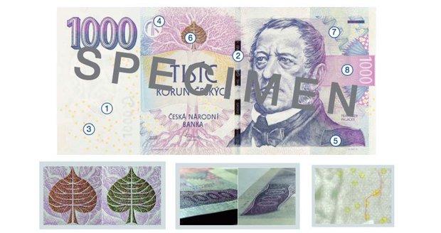 Nebojte se odevzdat padělané bankovky!