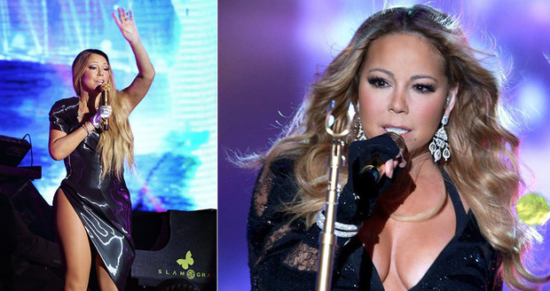 Mariah Carey zrušila koncert v Bruselu. Bojí se teroristického útoku.