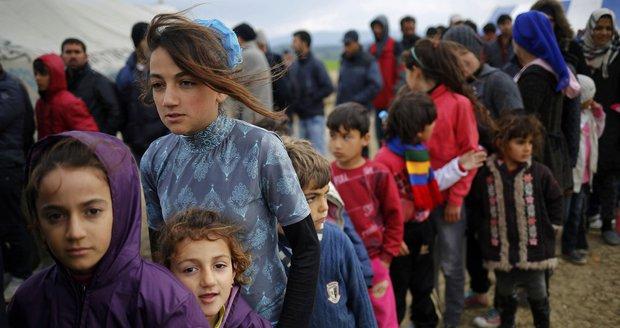 Z Idomeni do lepšího? Uprchlíky čeká tíseň a špatná hygiena, míní dobrovolníci