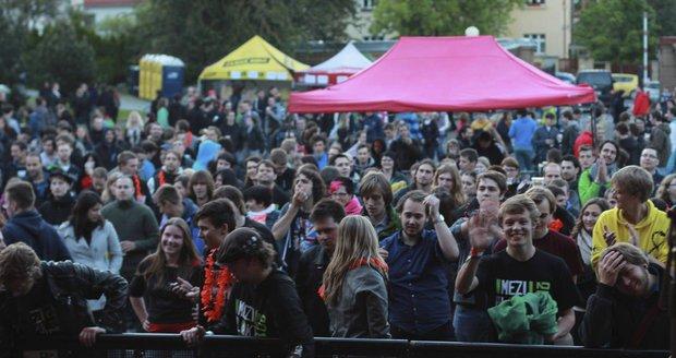 Festival Mezi bloky proběhne 11. května.