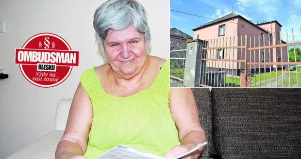Díky Ombudsmanovi Blesku má napálená důchodkyně své peníze zpátky.