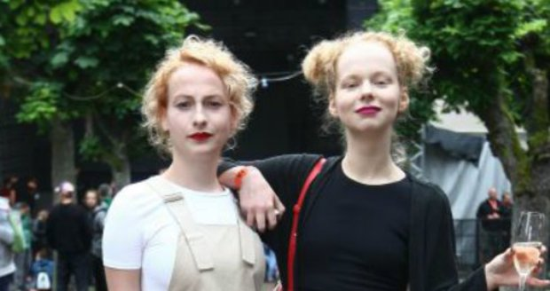 Anna Fialová a Anna Linhartová jsou jako siamská dvojčata.