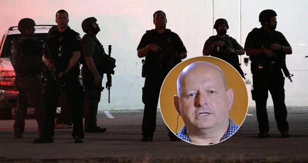 """Zbrojní expert: Běloši jsou """"na odstřel"""". Útok v Dallasu USA rozdělí"""