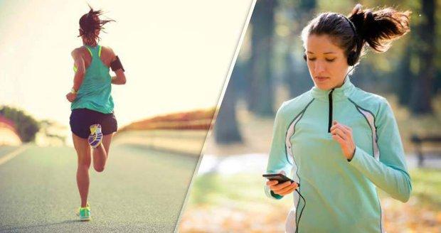 Běh je jednou z nejsnadnějších a nejefektivnějších forem sportu.