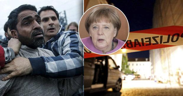 Uprchlíci můžou zůstat v Německu i bez azylu. Pomůže jim nemoc, studium i zločin