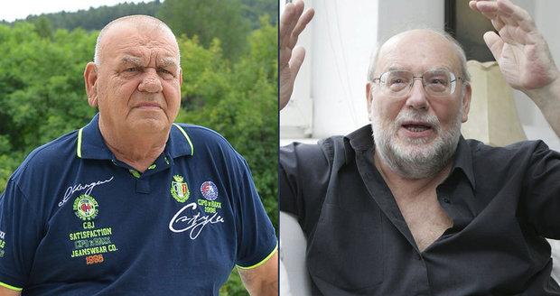 František Nedvěd, který nedávno zkolaboval kvůli cukrovce, není s bratrem Janem v kontaktu.