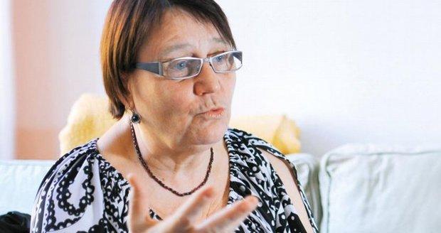 Šabatová: Ministerstvo Šlechtové selhalo, nerespektuje zákon