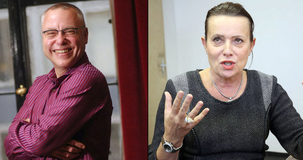 Bakalo, chci tvůj majetek, říká Alena Vitásková a kandiduje do Senátu