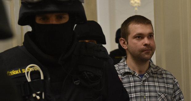 """""""Terorista"""" Ignačák je venku z vazby. Měl připravovat útok na vlak"""