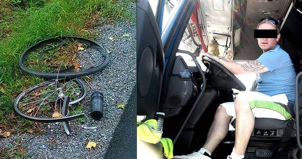 Srazil cyklistu a od nehody ujel: Policie dopadla řidiče zabijáka!