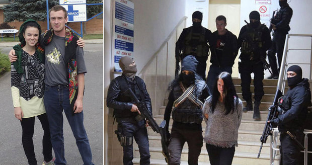 V Turecku rozdělili zadržované Čechy. Farkas musel od Všelichové