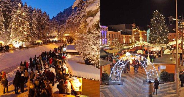 Vánoce v Dolním Rakousku: Největší strom, středověké trhy i vinné sklípky