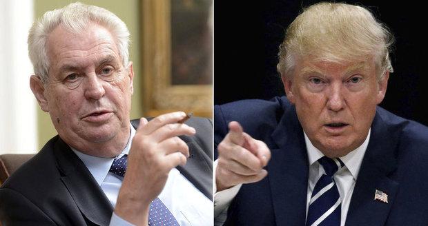Schapiro: Zeman se pídil i po schůzce s Obamou. Setká se vůbec s Trumpem?