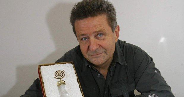 Šéf Slavíků Jaroslav Těšínský