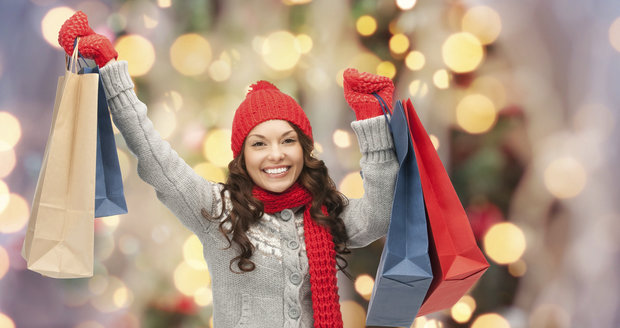 20 vánočních dárků pro ženy: Víme, co koupit, když neznáte velikost!
