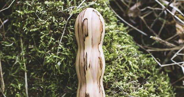 Dřevěné vibrátory jako návrat k přírodě: Třísky nehrozí, dušují se výrobci