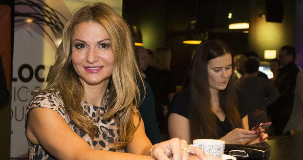 Yvetta Blanarovičová vypadá skvěle díky kosmetice z hlemýžďů a jiker.