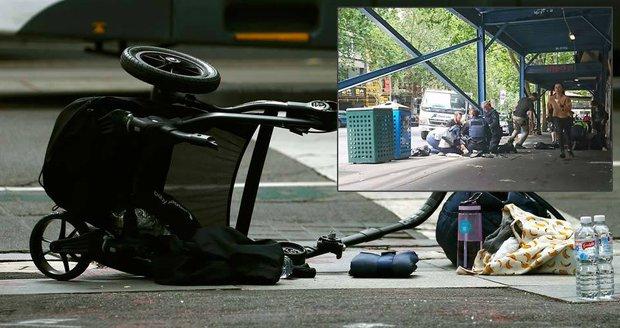 Šílenec (26) vjel v Austrálii do davu: Zabil malé dítě a nejméně 2 další lidi