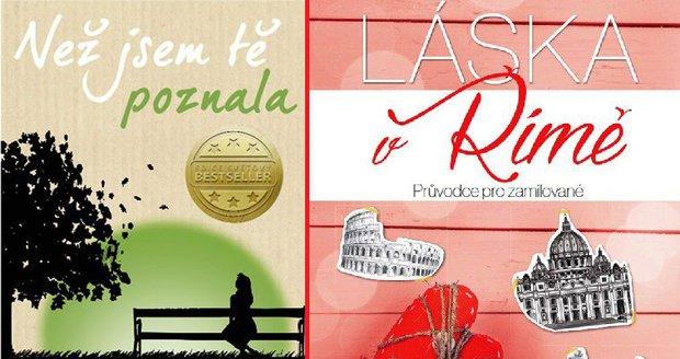 Jaké knihy jsme pro vás tento týden připravily?