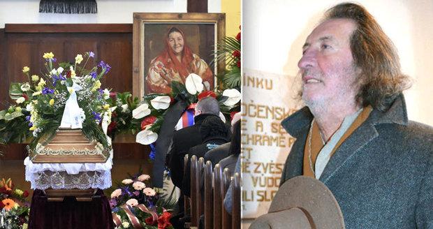 Pohřeb Šulákové