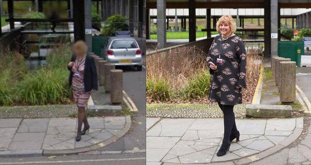 Muž jel vyzvednout kamarádku. Na místě, které vyhledal na Google Street View, našel právě ji.