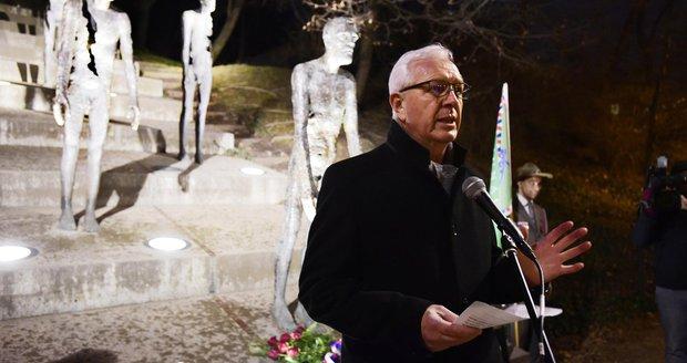 Bývalý předseda AV ČR Jiří Drahoš odmítl, že by se měl stát ministrem.
